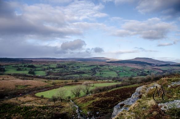 Brecon Beacons Landscape